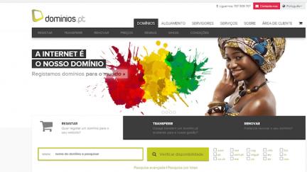 Claranet SOHO é líder no registo de domínios .PT