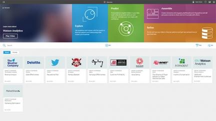 IBM adiciona novas funcionalidades à plataforma Watson Analytics