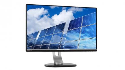"""Novo monitor Philips oferece excelentes imagens Quad HD num compacto de 25"""""""