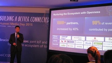 Huawei revela estratégia para o mercado de data centers em Lisboa