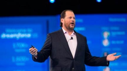 Salesforce estabelece alianças com a Microsoft e a Cisco e lança IoT Cloud