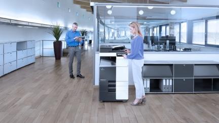 Konica Minolta lança novidades para o setor empresarial