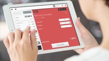 PHC lança solução móvel de POS para pequenos negócios