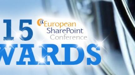 Create IT nomeada para os European Microsoft SharePoint Awards