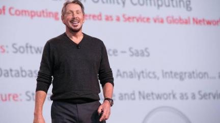 Larry Ellison: IBM e SAP não são concorrência na Cloud