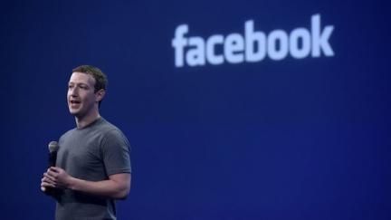 Índia em guerra com o Facebook
