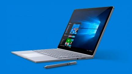 Microsoft lança o seu primeiro portátil