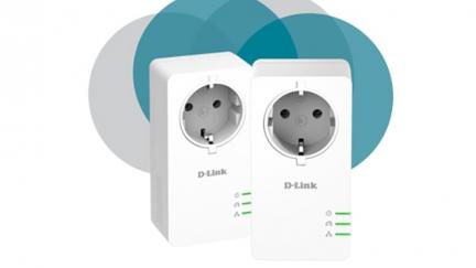 D-Link lança a sua nova geração de kits PowerLine a 1 Gigabit
