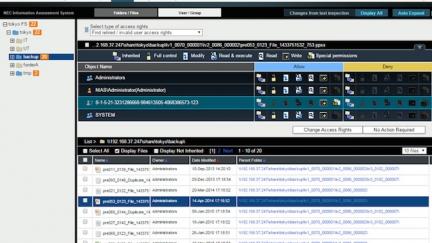 NEC apresenta software de gestão de servidor com enfoque na gestão de permissões
