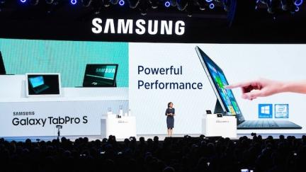 CES 2016: Samsung revela Galaxy TabPro S com Windows 10