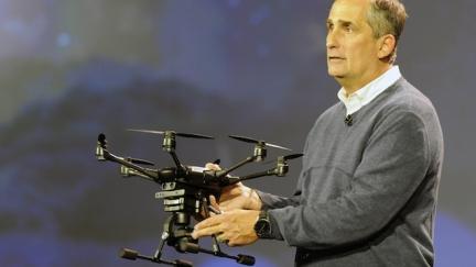 CES 2016: Intel demonstra o poder da tecnologia ao serviços de novas experiências
