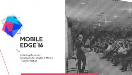 Mobile Edge'16 debaterá a transformação digital