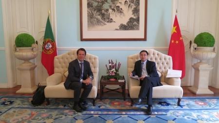CIONET promove colaboração entre Portugal e China