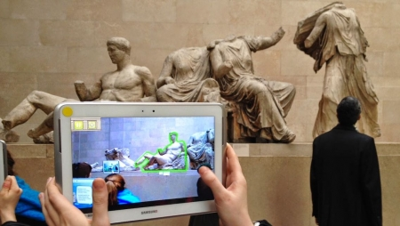 Museu das Comunicações terá espaço dedicado à Realidade Aumentada
