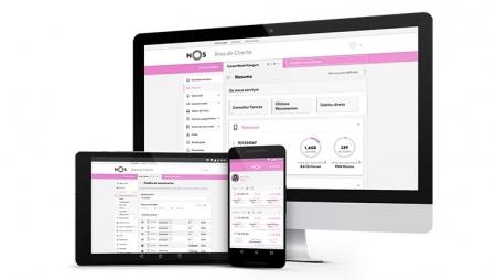 NOS otimiza website através da startup Helppier
