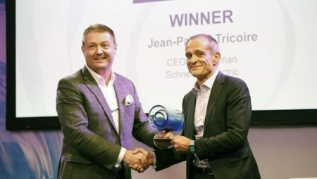 Schneider Electric distinguida em economia circular