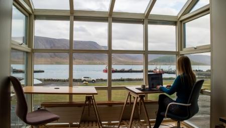 Trabalhar no escritório ou a partir de casa?