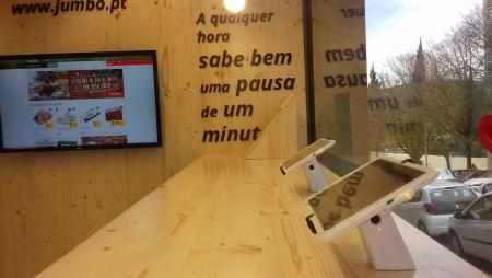 Auchan digitaliza experiência de loja