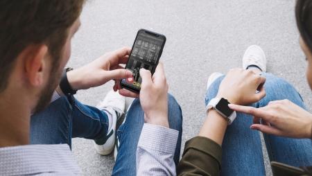 "Tecnologia móvel e ""wearable"""