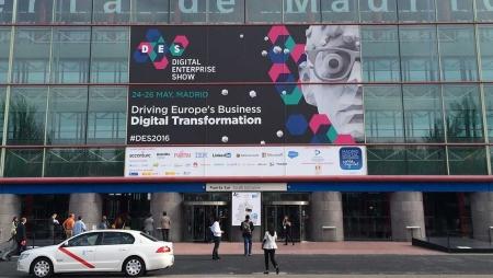 Digital Enterprise Show arranca em Madrid