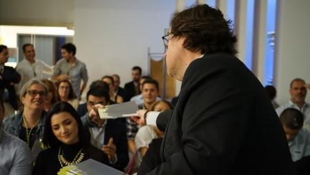 NOVAnalytics apresenta startups finalistas