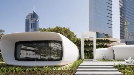 Dubai inaugura primeiro edifício de escritórios do mundo impresso em 3D