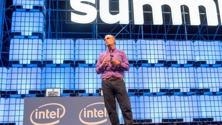 Web Summit: Como a Intel está a levar a inteligência artificial ao edge