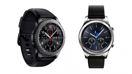 Samsung revela o seu novo smartwatch Gear S3