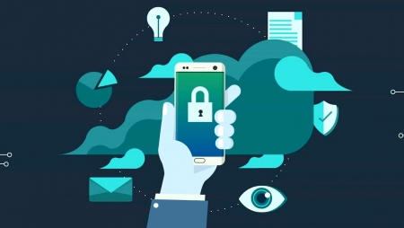 Ransomware móvel mais do que triplicou no início do ano