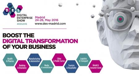 DES pretende ser o maior encontro mundial para a transformação digital