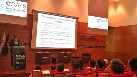 C-Days: benefícios da inteligência artificial para a cibersegurança