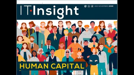 Human Capital em destaque na IT Insight de novembro
