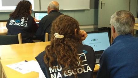 Portugueses utilizam cada vez mais internet