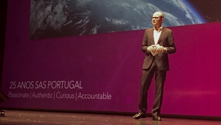 SAS celebra 25 anos em Portugal