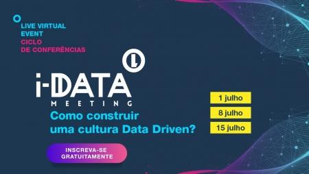 Ciclo de conferências i-Data Meeting arranca a 1 de julho