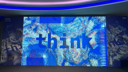"""""""Novo capítulo"""" da transformação digital no IBM Think Summit"""