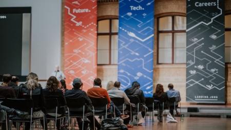 Landing Festival, maior evento de carreiras em tecnologia regressa a Lisboa