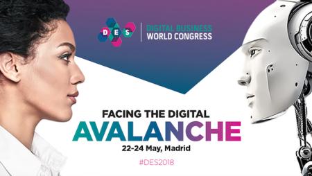 Inteligência artificial protagonizará DES Madrid 2018