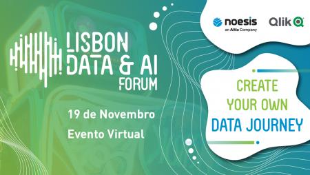 Lisbon Data & AI Forum volta no próximo mês