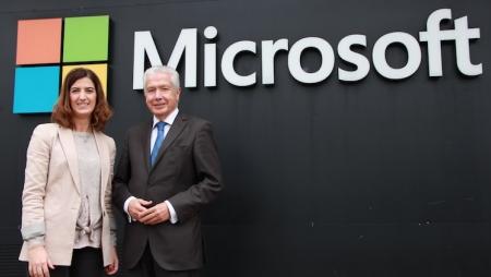 Acordo entre Microsoft e CIP para acelerar transformação digital das empresas portuguesas