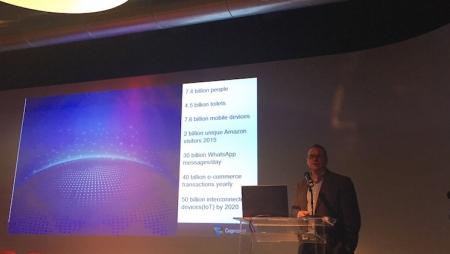 Valor do digital para o negócio protagoniza Mobile Edge'16