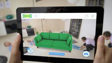 IKEA lança nova aplicação de realidade aumentada