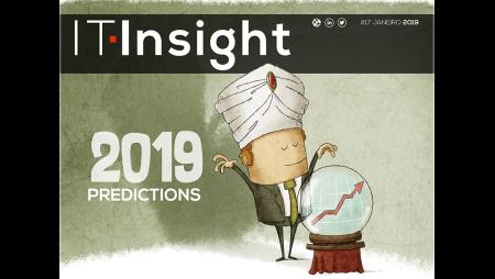 Previsões para 2019 e IoT na IT Insight de janeiro