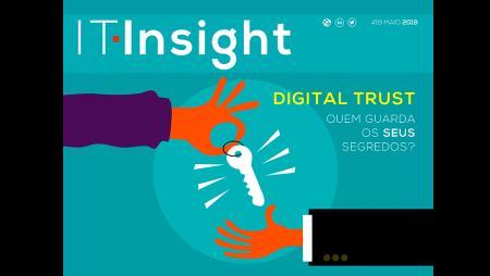 Digital Trust e Data Center em destaque na IT Insight de maio