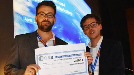 Startup portuguesa Horizontal Cities premiada pela Agência Espacial Europeia