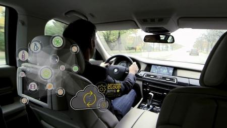 SAP entra no mundo dos veículos conetados