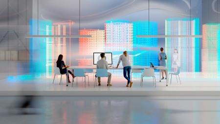 O futuro do workplace será híbrido