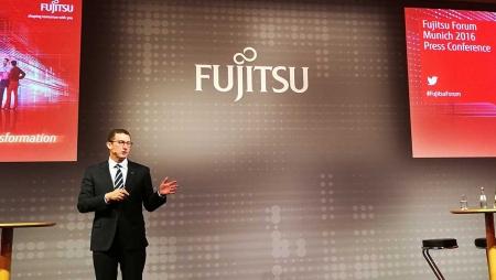 Fujitsu Fórum - Human Centric Innovation