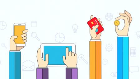 Meios de pagamento digitais vão liderar a economia digital