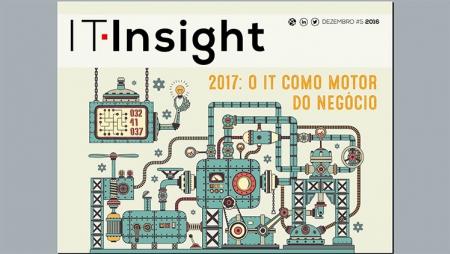 2017: O IT como motor do negócio - Edição Dezembro já disponível